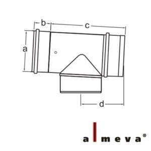 ALMEVA PPS/PPS ELLENÖRZÕ T-IDOM 60/100  LPUK05
